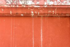Free Temple Old Red Wall Stock Photography - 29668942