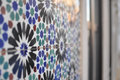 Free Portuguese House Decorated With Tiles Royalty Free Stock Photos - 29677528