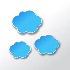 Free Clouds On Sky Royalty Free Stock Images - 29670849