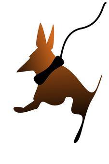 Free Symbol Of Dog Stock Image - 29676881