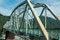 Free Iron Bridge Royalty Free Stock Photo - 29672935