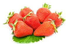 Free Strawberries Berry Stock Image - 29680751