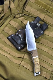 Free Handmade Knife Stock Images - 29681174