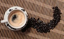 Free Cup Of Coffee Stock Photo - 29681660