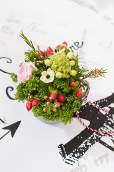 Free A Bunch Of Flowers Stock Photos - 29681673