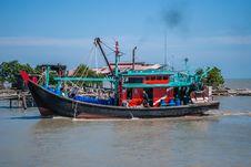 Free Fishing Boat Stock Photography - 29684942