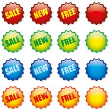 Free Retail Tags Royalty Free Stock Photography - 29685737