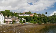 Free Portree Harbour, Scotland Royalty Free Stock Image - 29689156