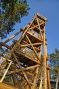 Free Wooden Lookout Tower Stock Images - 29694614
