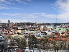 Free Vilnius Old Town Stock Photo - 29690100