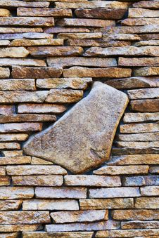 Free Another Brick In The Wall Royalty Free Stock Image - 29696626