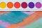 Free Watercolour Palette Royalty Free Stock Image - 29698666