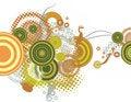Free Circle Background Series Stock Image - 2970341