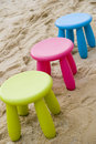 Free Colourful Chairs Stock Photo - 2978520