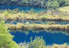 Free Jiuzhaigou Scenic Area Stock Photo - 2971150