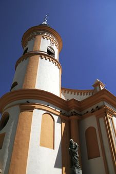 Free Catholic Church In Romania Royalty Free Stock Photo - 2971355