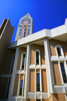 Free Catholic Church In Romania Royalty Free Stock Image - 2971416