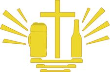 Free The Beer Bible Royalty Free Stock Image - 2971526