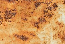 Free Rusty Metal Surface Royalty Free Stock Image - 2971716