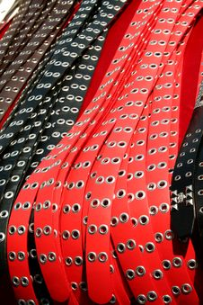 Free Belts Royalty Free Stock Photography - 2971847