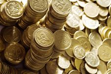 Free Coins Stock Photo - 2972200