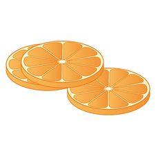 Free Orange Slices Stock Image - 2972211