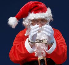Free Santas Royalty Free Stock Photography - 2973547