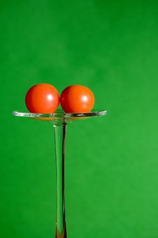 Free Two Small Tomatoes Stock Photo - 2973610
