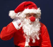 Free Santa Stock Images - 2973684