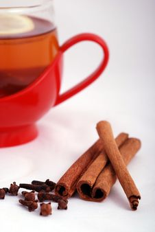 Free Tea And Spices Royalty Free Stock Photography - 2973787