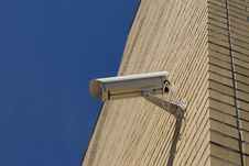 Free Security Camera Royalty Free Stock Images - 2974219