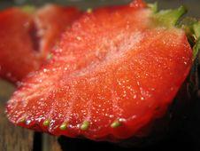 Free Fresh Strawberry Stock Photo - 2974930