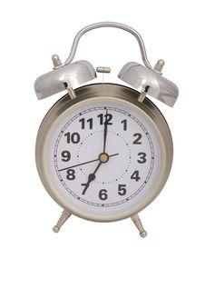 Free Shiny Alarm Clock Royalty Free Stock Photography - 2975397
