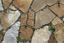 Free Stone Paving Texture Stock Photo - 2975800