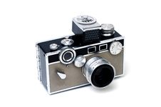 Free Old Camera 1 Royalty Free Stock Photo - 2976245