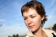 Free Portrait Girl Outdoor Stock Photos - 2977193