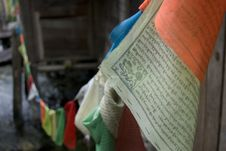 Free Tibetan Scriptures Stock Photos - 2979243