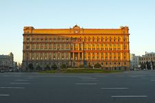 Free KGB Headquarter Royalty Free Stock Images - 2979849