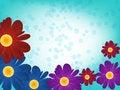 Free Beautiful Flower Background Stock Image - 29702691