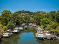 Free River And Boats Stock Photography - 29706472