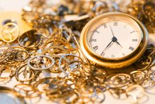 Free Clockwork Stock Images - 29701784