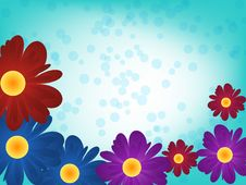 Free Beautiful Flower Background Stock Image - 29702691