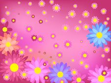 Free Beautiful Flower Background Stock Images - 29702694