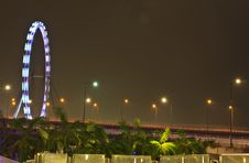 Free Singapore Flyer10 Royalty Free Stock Photos - 29706338