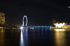 Free Singapore Flyer3 Royalty Free Stock Photos - 29706508