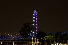 Free Singapore Flyer4 Stock Photography - 29706512