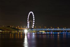 Free Singapore Flyer2 Stock Photo - 29706520