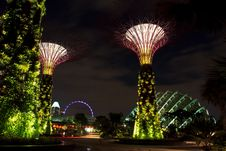 Garden By The Bay2 Stock Photography