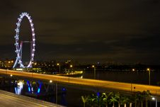 Free Singapore Flyer20 Royalty Free Stock Photos - 29707788