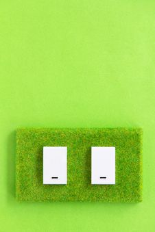 Free Eco Switch Stock Photos - 29709343